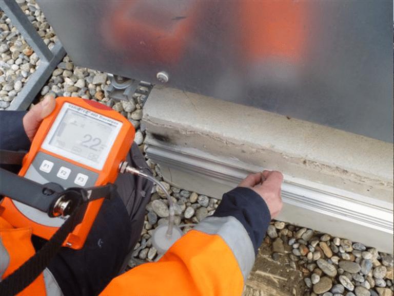 Recherche de fuite non destructive - France fuites 66 recherche de fuite par corrélation acoustique