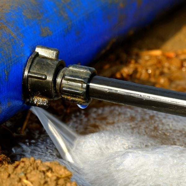 recherche de fuite par sonde électro acoustique fuite tuyaux