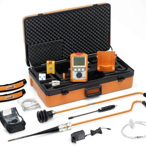 Outil classique de la détecction de fuites - Perpignan 66 recherche de fuite par corrélation acoustique