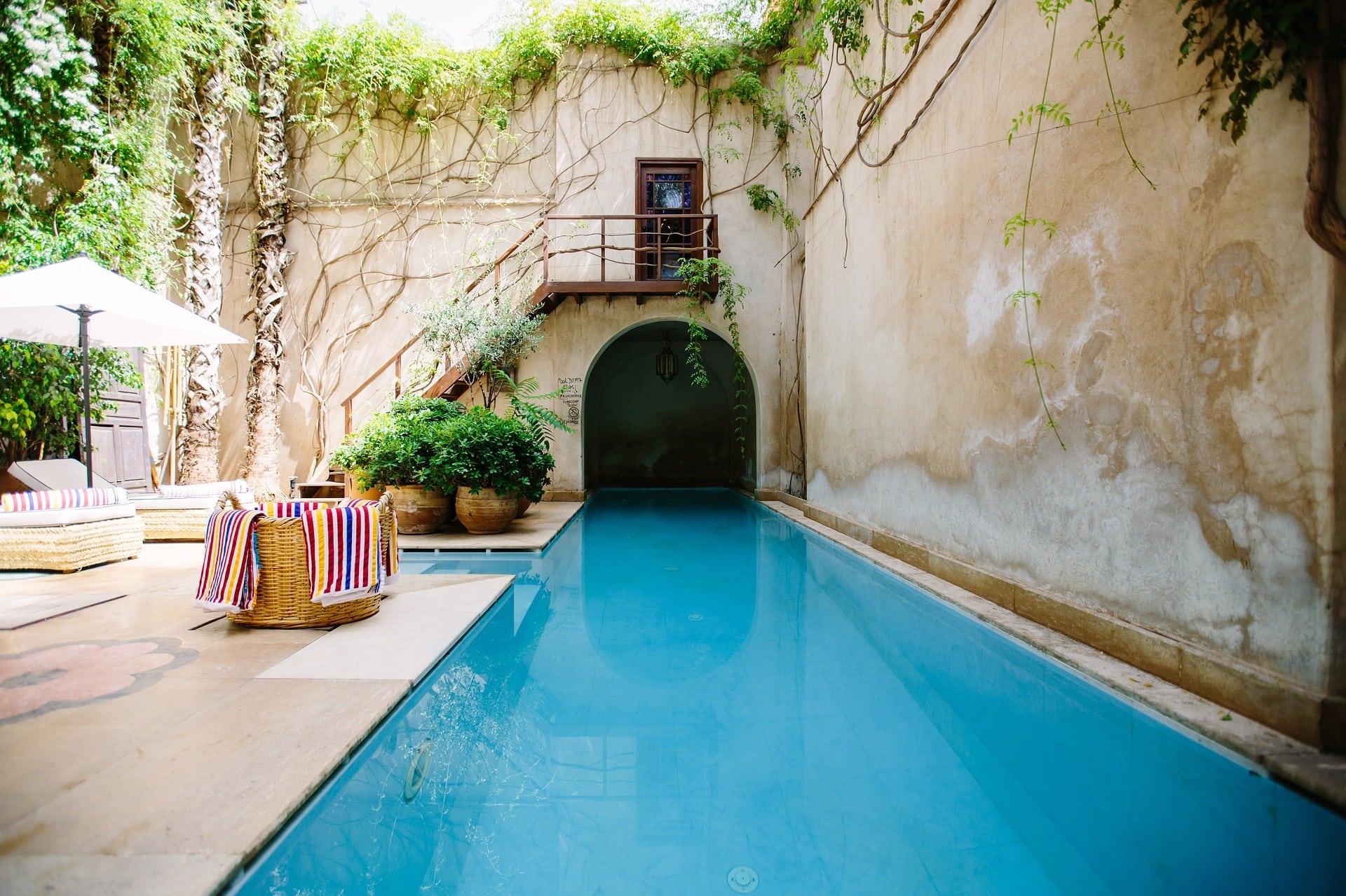 Détection fuite de piscine