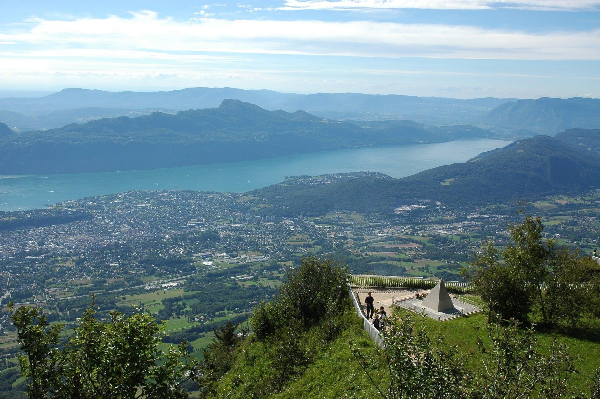 Les habitants privés d'eau à Aix-les-Bains
